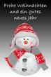 frohe weihnachten, gutes neues jahr