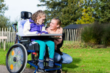 Disability/ A Disabled Child I...