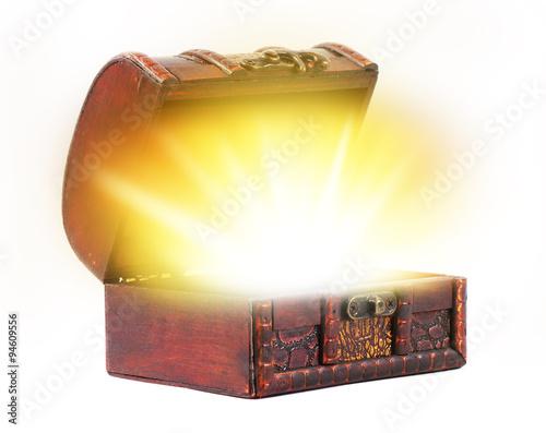 Fotografie, Obraz  the chest