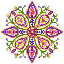 Element Of The Persian Rug- Mo...