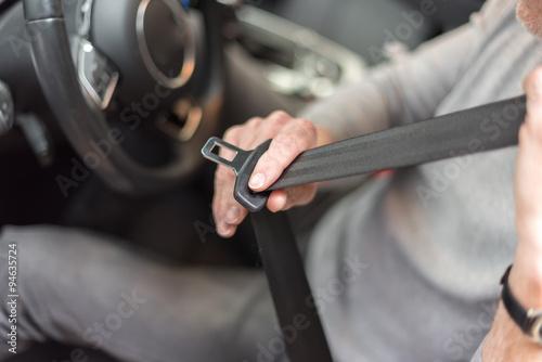 Fototapeta Road safety obraz