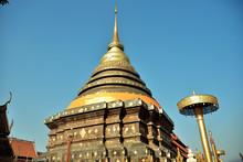 Wat Phra That Lampang Luang, Lampang Province Thailand