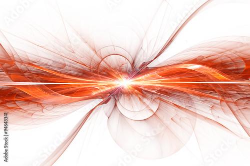 Valokuva  Background fractal wave 04