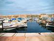 Yacht port, Marseille