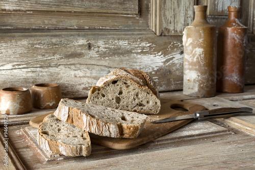 Papiers peints Boulangerie Pain et Boulangerie Traditionnelle