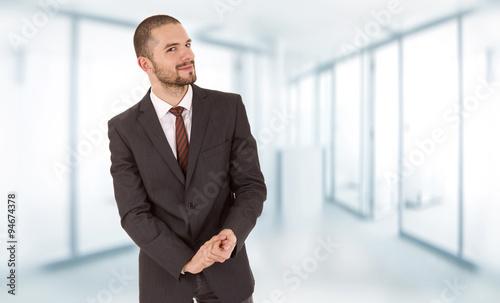Fototapety, obrazy: business man