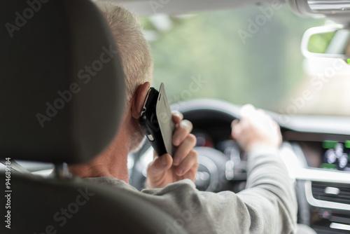 Fototapety, obrazy: Road safety