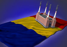 National Heavy Industry Concept - Romanian Theme
