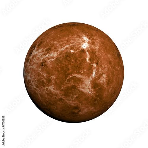 Stampa su Tela Planet Venus