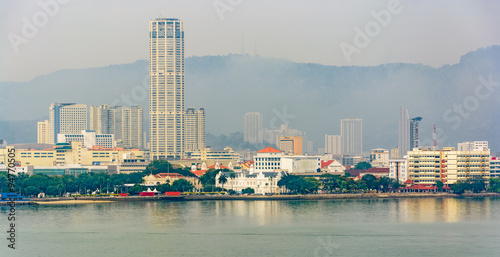 City on the water Waterfront of George Town