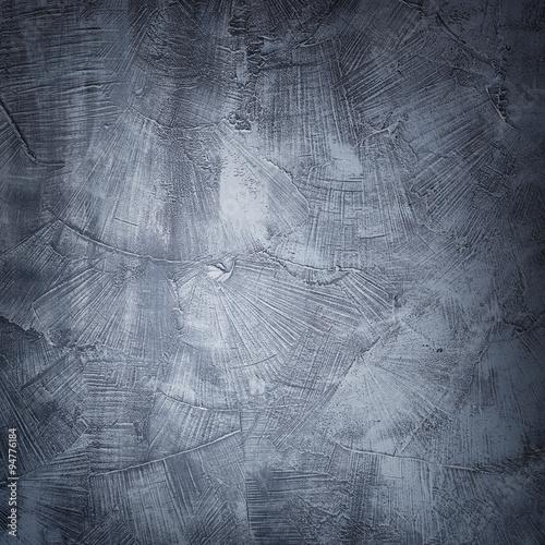 Cuadros en Lienzo Old concrete texture. Shabby cement background.