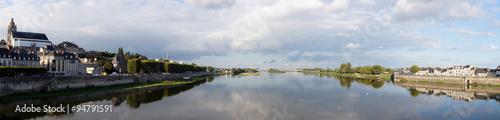 La Loire depuis le pont Jacque-Gabriel Poster Mural XXL