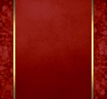 Luxury Red Christmas Backgroun...
