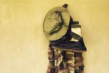 Vintage,military Shirt,military Caps