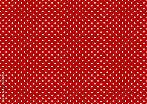 Photo  Seamless Polka dot background