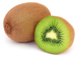 canvas print picture - Kiwi fruits
