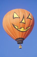 Halloween Pumpkin Hot Air Ball...