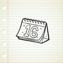 Sketchy Calendar