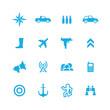 war icons universal set