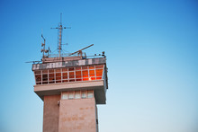 Sea Traffic Control Tower And ...