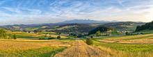 Panorama Of Tatra Mountains, P...