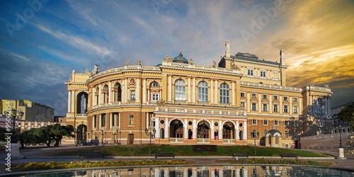 Papiers peints Opera, Theatre Odessa National Academic Theater in Ukraine