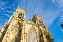 York Minster, England, UK