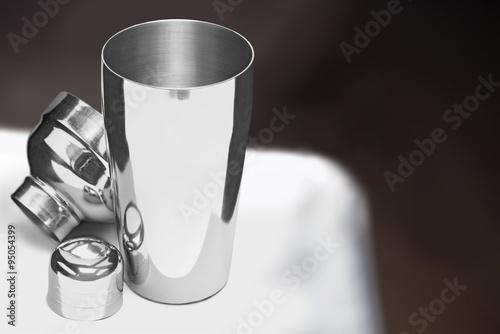 Fotografia  Cocktail Shaker.