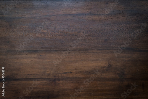 Türaufkleber Holz wood brown grain texture, dark wood wall background