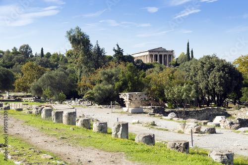 Cuadros en Lienzo Temple of Hephaestus