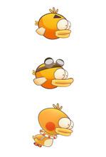 Duck Pilots - Character Design...