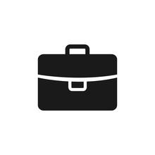 Briefcase Icon, Vector Illustr...