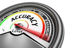 Accuracy Level Conceptual Mete...