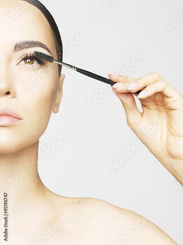 Photo  Eye makeup
