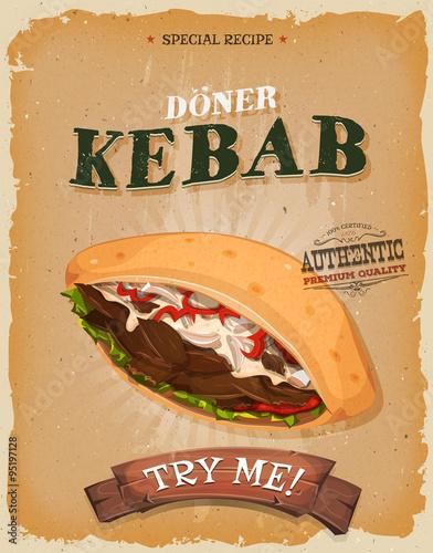 retro-plakat-kebab-w-bulce-ciescie-kanapka-z-miesem-turecki-przepis-orientalna-oferta