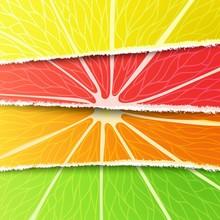 Lemon, Lime, Orange And Grapef...