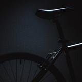 Podkreślone kształty roweru - 95258305