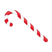 Candy Cane Striped In Christma...