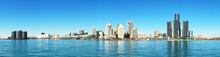 Panorama Of The Detroit, Michi...