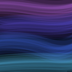 Panel Szklany Dym Abstract wave background
