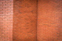 Brick Wall Texture Background Material Of Industry Building