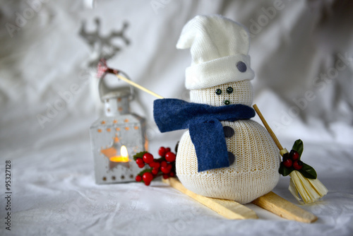 Fotografie, Obraz  Vagabondo di Natale