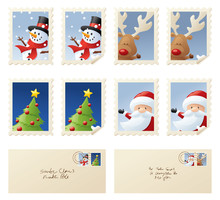 Seasonal Stamps