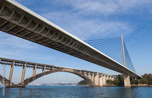 Poster Bridges Pont de Brest