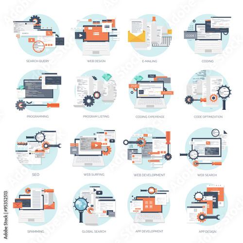 Fotografía  Vector illustration