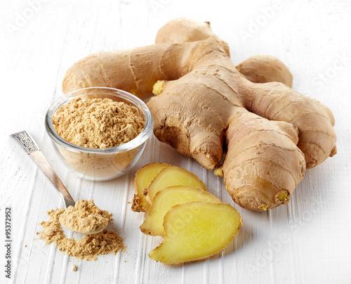 Fototapeta Ginger root obraz