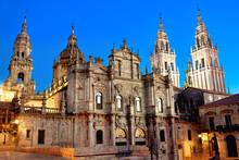 Cathedral Of Santiago De Compo...