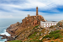 Lighthouse Of Cabo Vilan, Gali...
