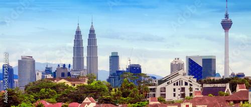 Photo Stands Kuala Lumpur Views of Kuala Lumpur, Malaysia