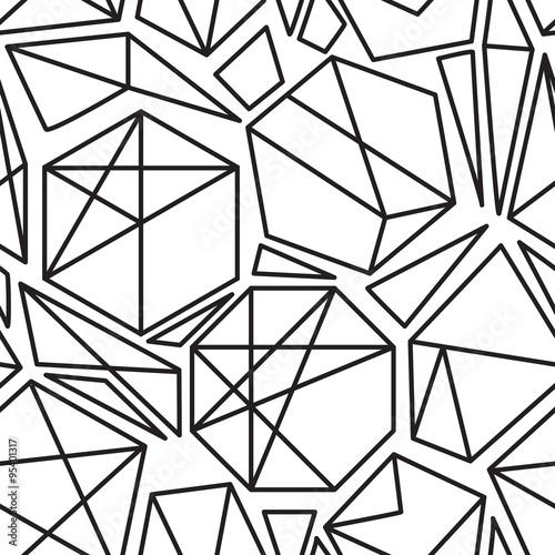 czarno-bialy-wektor-wzor-geometryczny-bez-szwu